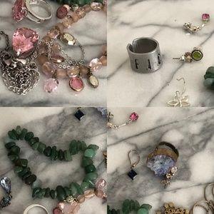 Jewelry - BUNDLE: lots of fun costume jewelry!